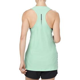 asics Graphic - Camiseta sin mangas running Mujer - verde